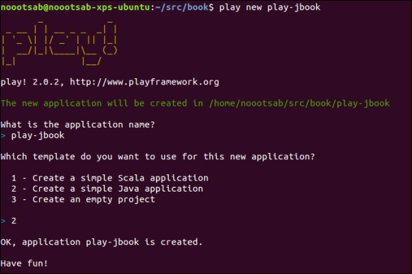 Play For Scala Book