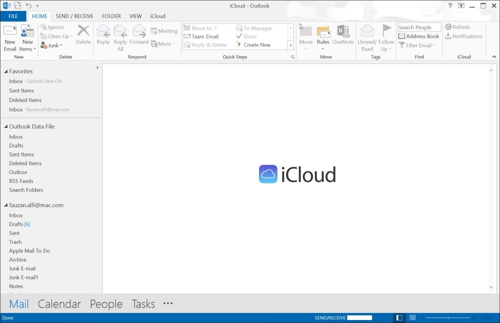 iCloud and Microsoft Outlook - iCloud Standard Guide