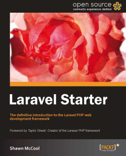 Top 5 features you need to know about - Laravel Starter