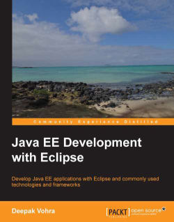 Generating a WSDL - Java EE Development with Eclipse