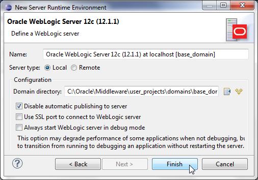 Configure Ssl In Weblogic 12c