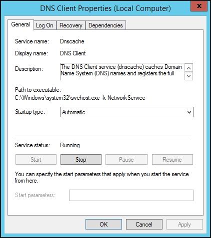 Monitoring Windows services - Zabbix Network Monitoring - Second Edition