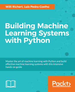 Free eBook: Building Machine Learning Systems with Python