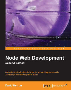 Node Web Development - Second Edition