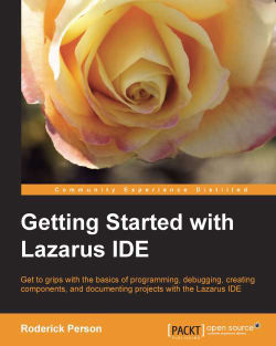 Getting Started with Lazarus IDE
