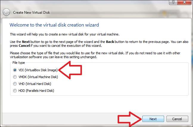 Installing WindowsXP on Oracle VM VirtualBox - Learning