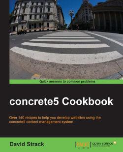 concrete5 Cookbook