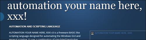 Automating Internet Explorer (Intermediate) - Instant AutoIt