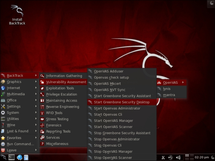 Working with OpenVAS – a vulnerability scanner - Metasploit