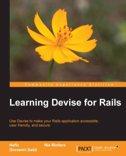 Learning Devise for Rails