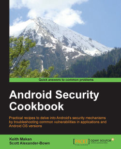 Android KeyStore provider - Android Security Cookbook