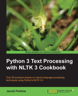 Python 3 Text Processing with NLTK 3 Cookbook