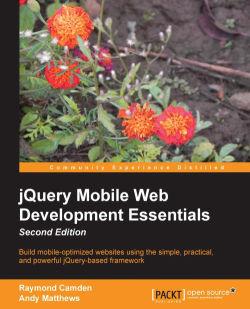 jQuery Mobile Web Development Essentials - Second Edition