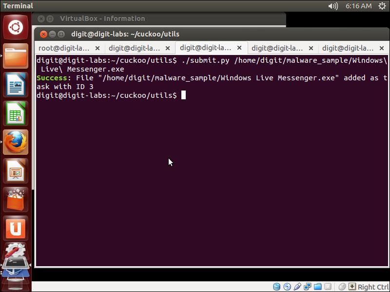 Installing Cuckoo Sandbox - Cuckoo Malware Analysis