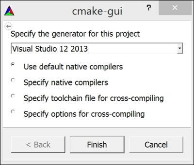 Installing the GLFW library in Windows - OpenGL Data