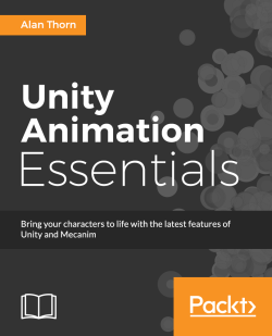 Preparing to script with Blend Tree animations - Unity Animation
