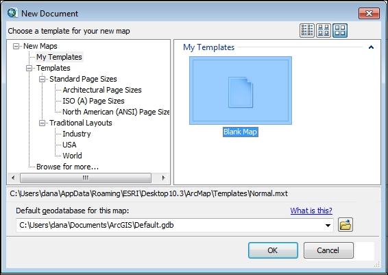 Exploring ArcGIS for Desktop - Learning ArcGIS for Desktop