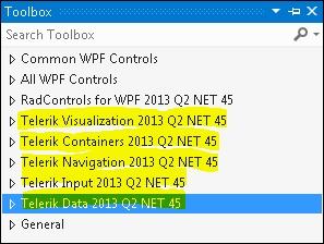 Downloading the Telerik trial software - Telerik WPF