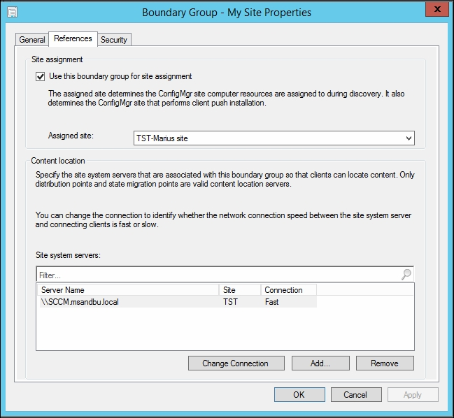 Distribution point - Microsoft System Center Configuration Manager