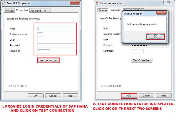 Creating reports using Microsoft Excel - SAP HANA Cookbook