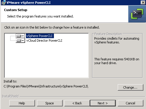 Using PowerShell with vCloud Director - VMware vCloud