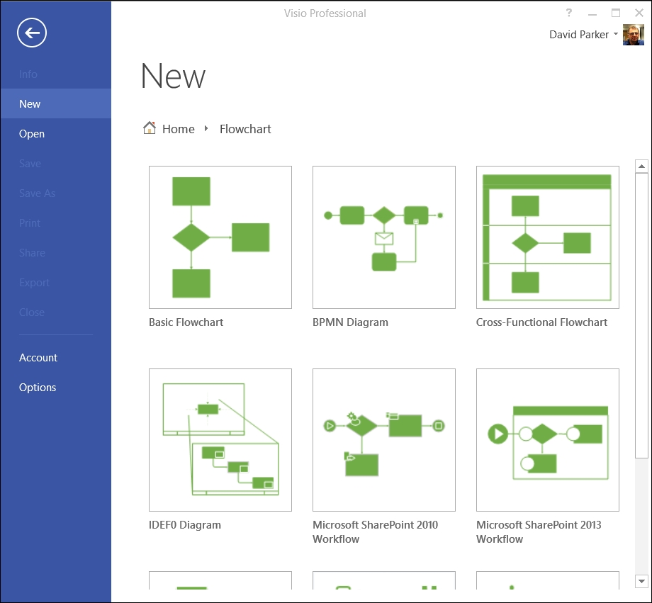 Exploring the new process management features in Visio 2013