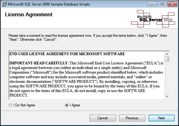 Northwind Sample Database