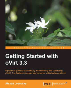 oVirt component relationships - Getting Started with oVirt 3 3