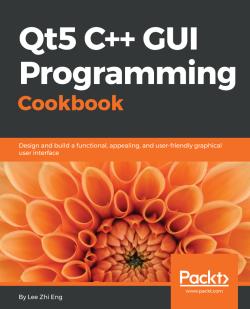 Styling in QML - Qt5 C++ GUI Programming Cookbook