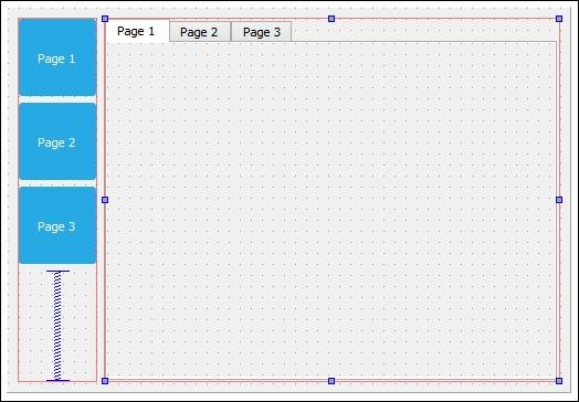 Customizing properties and sub-controls - Qt5 C++ GUI