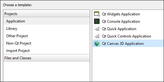 3D canvas in QML - Qt5 C++ GUI Programming Cookbook