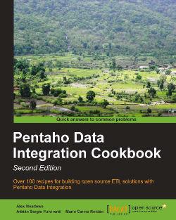 Pentaho Data Integration Cookbook - Second Edition