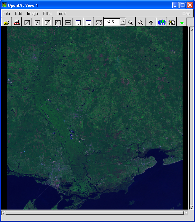 GDAL - Learning Geospatial Analysis with Python