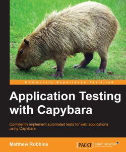 Application Testing with Capybara