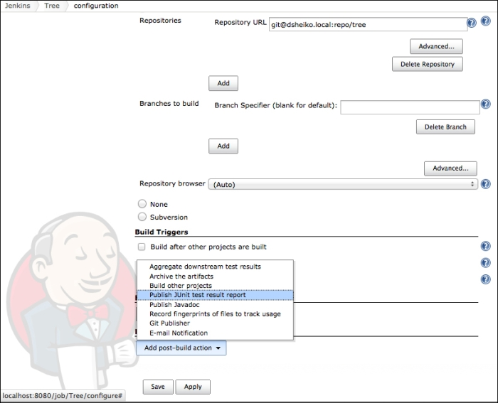 QUnit and CI – setting up Jenkins (Advanced) - Instant