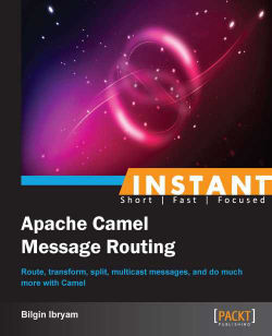 Connecting routes (Simple) - Instant Apache Camel Message