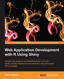 Web Application Development with R Using Shiny