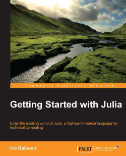 Installing and working with IJulia - Getting Started with Julia