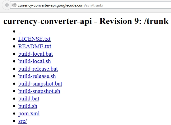 The Google Currency Converter API - Developing Responsive Web