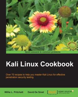 Finding open ports - Kali Linux Cookbook