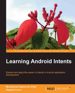 Learning Android Intents