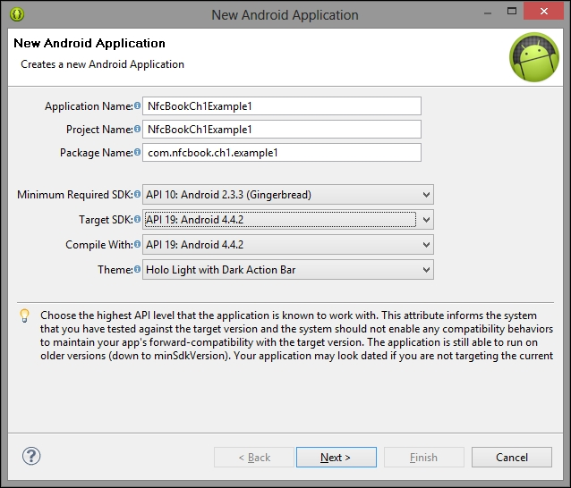Requesting NFC permissions - Near Field Communication with
