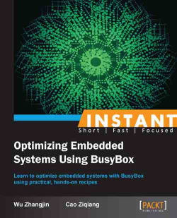 Adding new applets to a BusyBox-based embedded system
