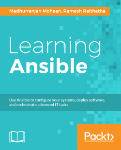 Variables and their types - Learning Ansible