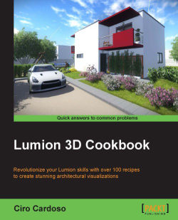 Updating your imported 3D models - Lumion 3D Cookbook