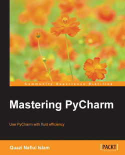The PyCharm console - Mastering PyCharm