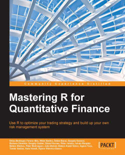 The Vasicek model - Mastering R for Quantitative Finance
