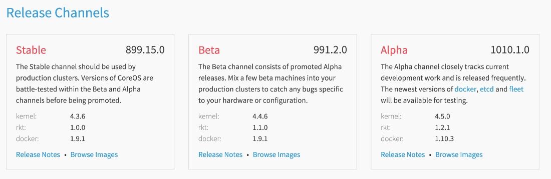 Installing Docker on CoreOS - Troubleshooting Docker