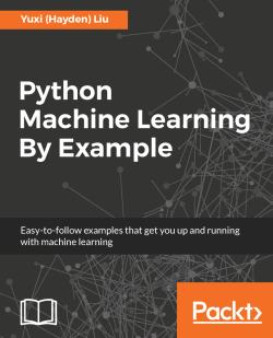 Free eBook: Python Machine Learning By Example