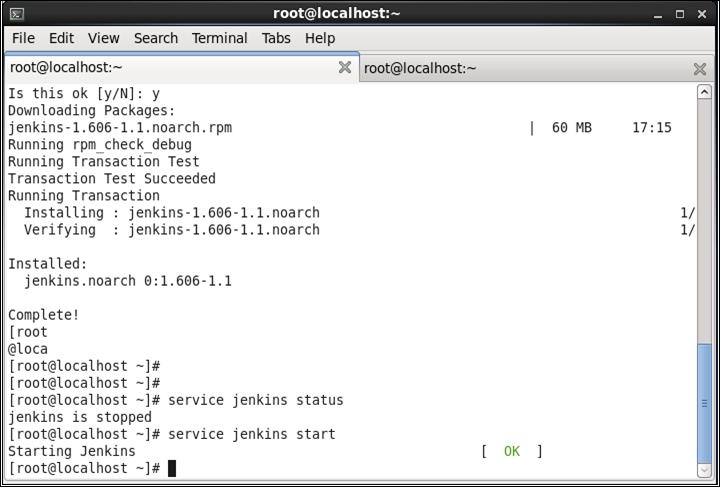 Installation of Jenkins on Windows and CentOS - Jenkins Essentials